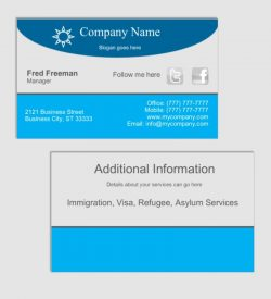 Paralegal business cards business card 2 colourmoves