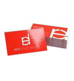 Custom business cards qualita print glossy uv coated business cards colourmoves