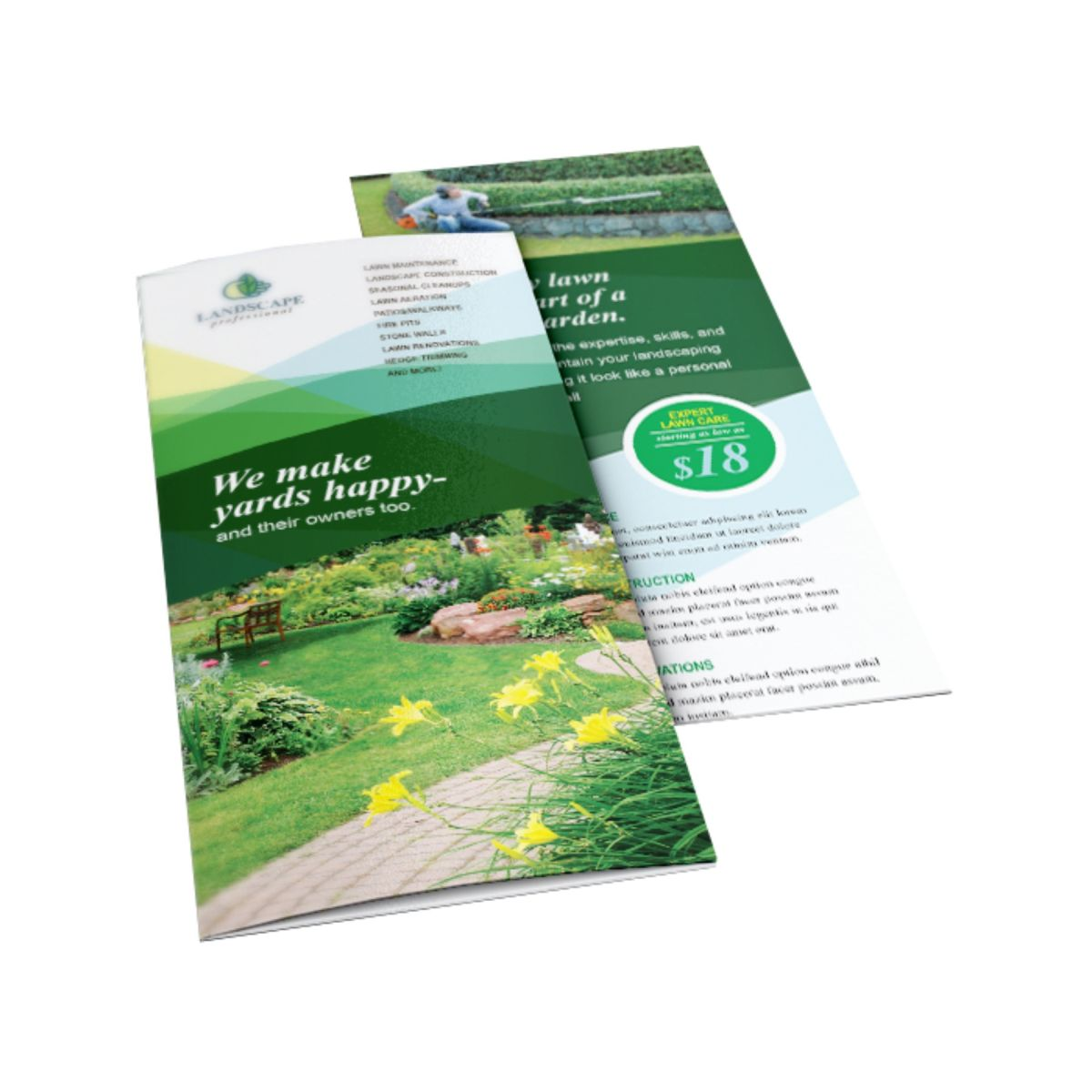Brochure – Flyer With Gloss UV Coated – Gallery022118-1