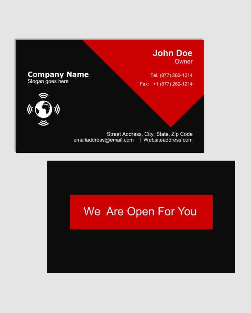 Business Card 53 – FeaturedIMG
